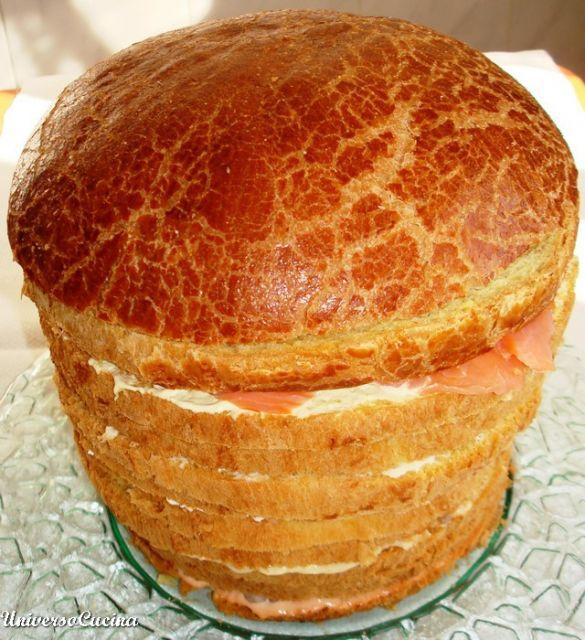 Il pane pronto