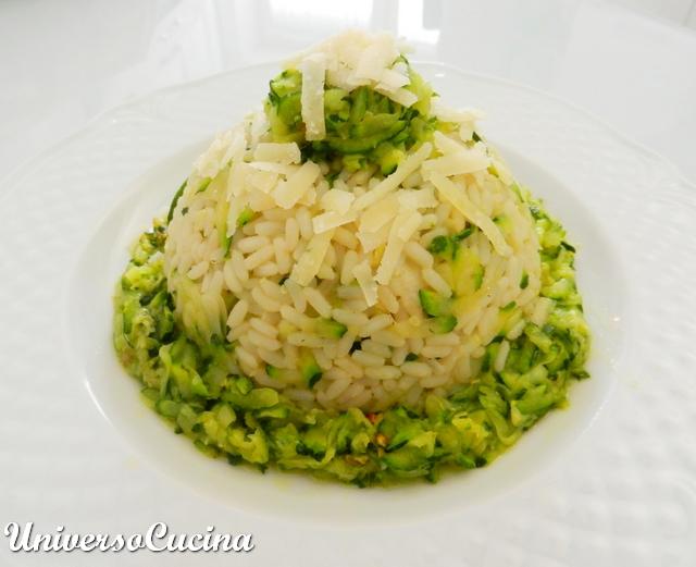 Il risotto finito