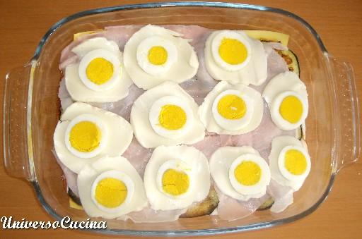 Formaggio e uova